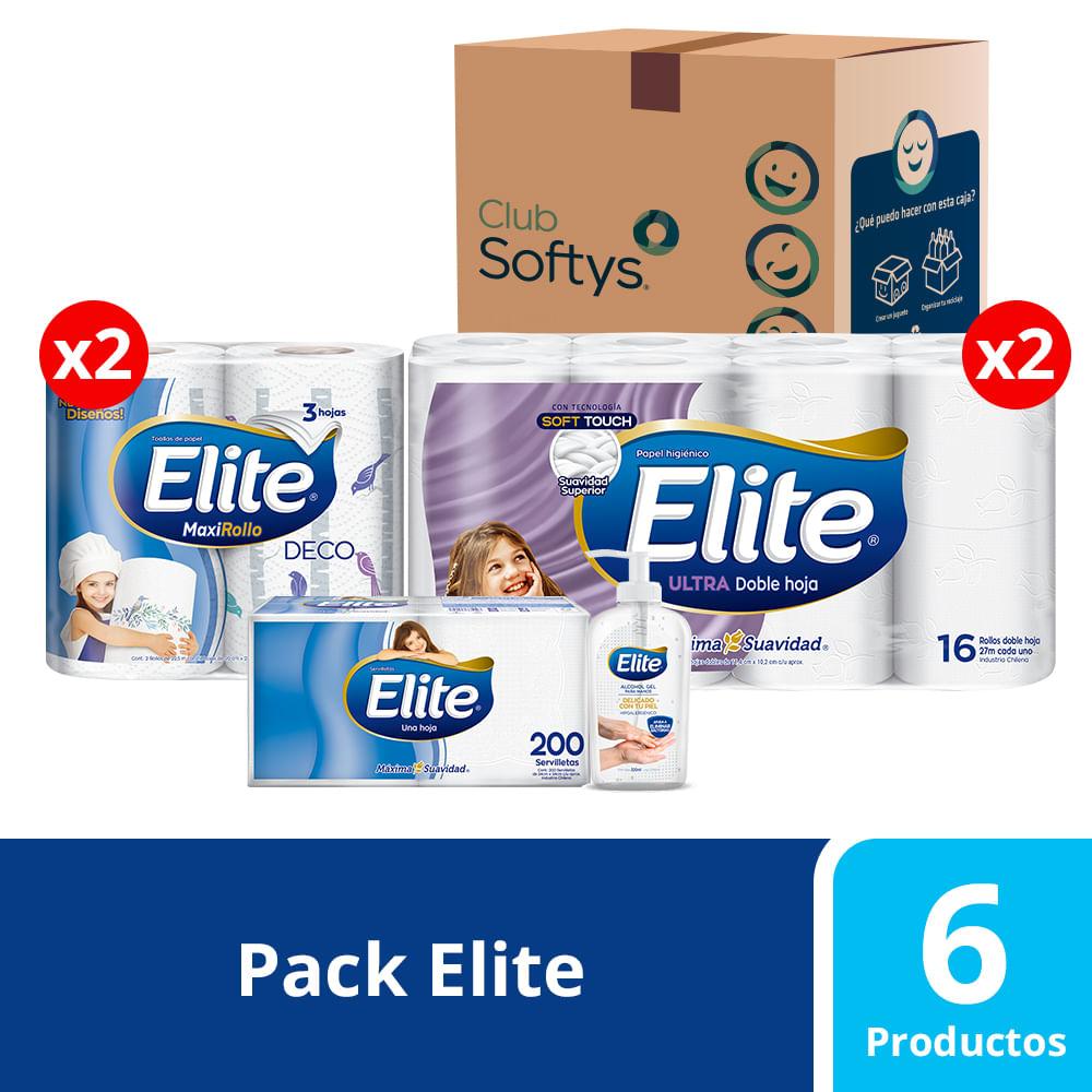Pack Elite 1
